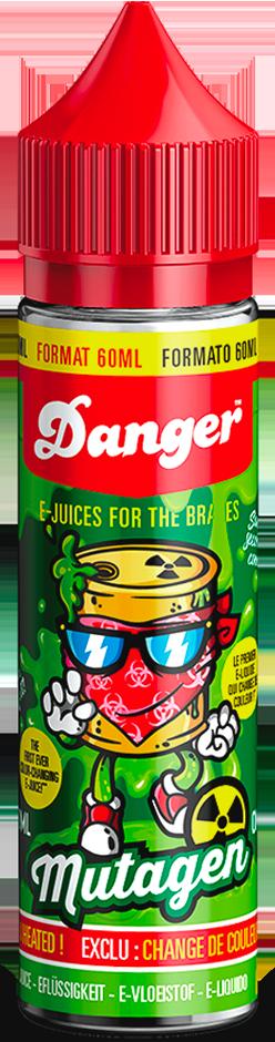 Danger Mutagen par Swoke