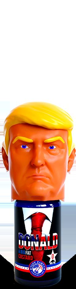 Vape Party Donald par Swoke